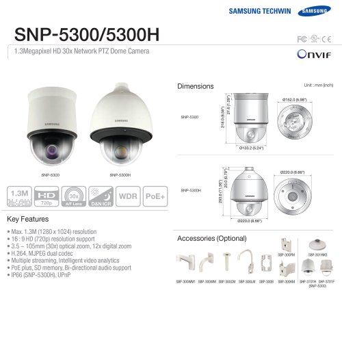 SAMSUNG SNP-5300H NETWORK CAMERA WINDOWS 10 DRIVER