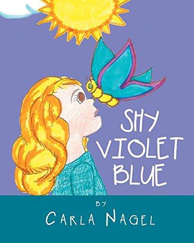 Shy Violet Blue