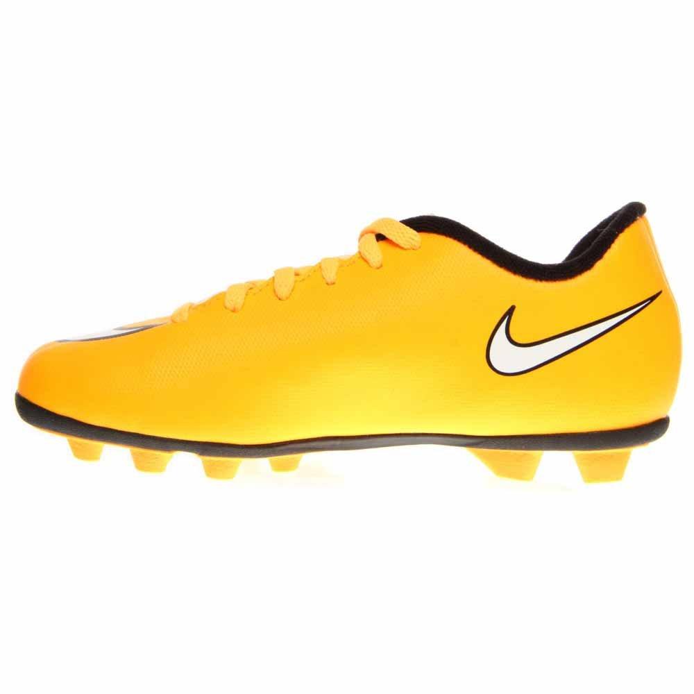Nike 651642 800 - Botas de fútbol de Cuero para niño 36.5EU  23.5cm   Amazon.es  Zapatos y complementos 1c392ec4a8ba0