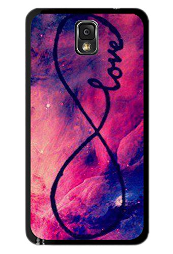 Color.Dream Infinity Signs Hard Plastic Back Case Cover Phone Protective Case for Samsung Galaxy Note 3 N900