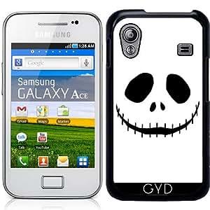 Funda para Samsung Galaxy Ace (GT-S5830) - Jack - Versión En Blanco by AnishaCreations
