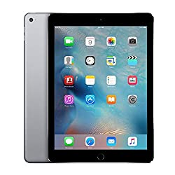Apple Refurbished iPad Air 2 - 128GB - Space Grey (Certified Refurbished)