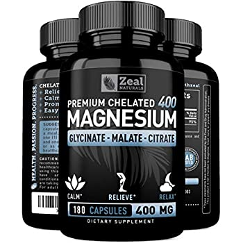 Amazon.com: Magnesium Zinc & Vitamin D3 - Most