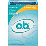 O.B. Digital Tampon, Super Plus, 40 Count (Pack of 3)
