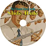 Slide Rule, Ultimate Library on CD – 41 Books, Math, Mathematics, Calculator, How to Use
