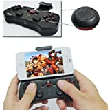 Mystore365 original Manette de jeux Game pad Game Grip pour iPod /iPhone /iPad /Samsung/ android / iOS/PC / Portable Smartphone /Tablette - Noir