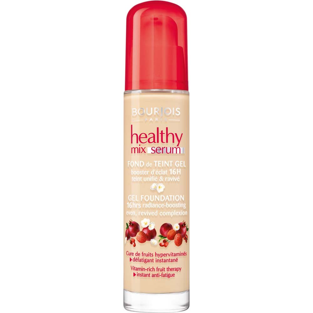 Bourjois Fond de Teint Healthy Mix Extension Serum, No. 52 Vanille, 1 Ounce