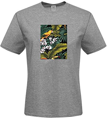 Men's T-shirts - DIY Parrot T-shirts