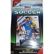 Montreal Impact 2016 Topps MLS Soccer Factory Sealed 9 Card Team Set with Ignacio Piatti Plus
