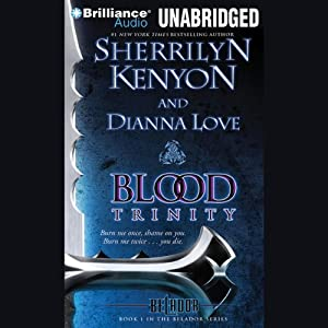 Blood Trinity Audiobook