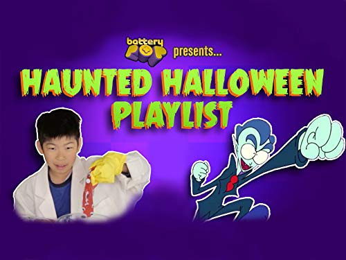 Haunted Halloween Playlist