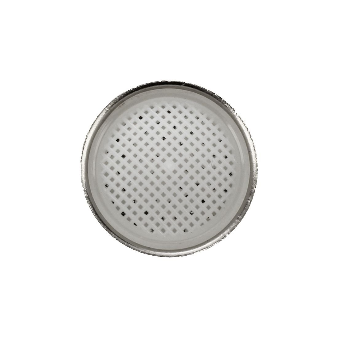 SODIAL(R) Kitchen/Bathroom Faucet Sprayer Strainer Tap Filter---White and Silver by SODIAL(R) (Image #4)