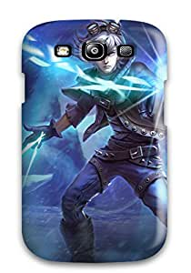 New Fashion Premium Tpu Case Cover For Galaxy S3 League Of Legends