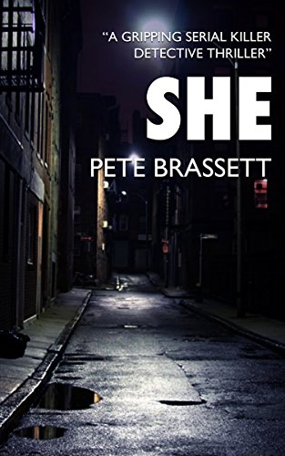 book cover of She