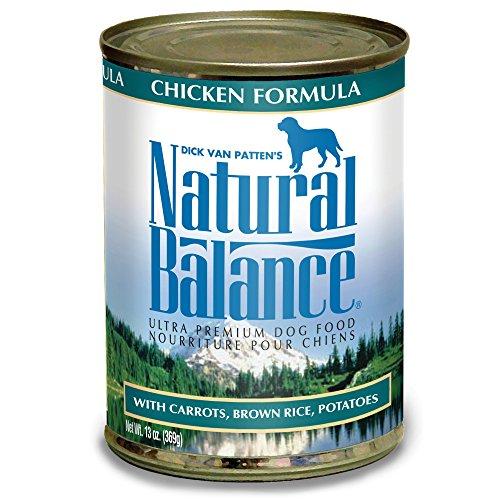 Natural Balance Organic Dog Food