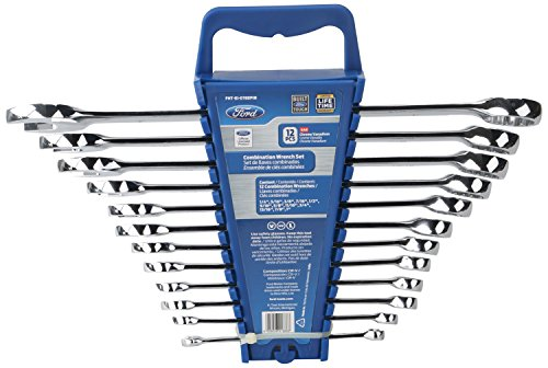 Ford 12-Piece Combo Wrench Set SAE