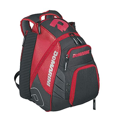 DeMarini Voodoo Rebirth Backpack, (Mens Baseball Bat)