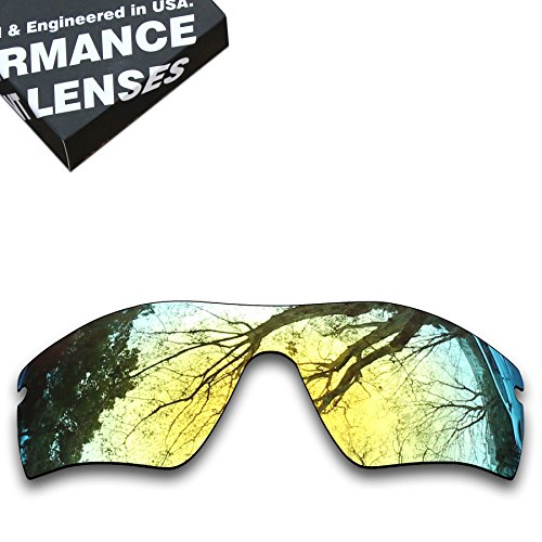 80a9267587 ToughAsNails Polarized Lens Replacement for Oakley Radar Path Sunglass -  More Options - Buy Online in Oman.