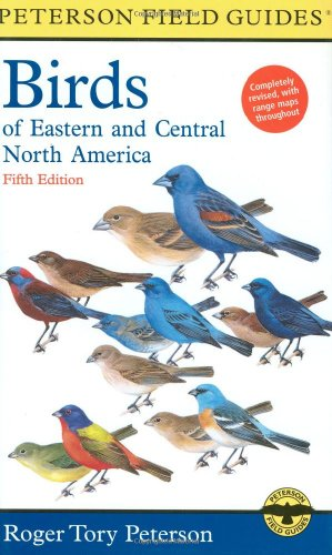 A Field Guide To The Birds by Roger Tory Peterson