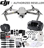 DJI Mavic Pro Platinum Collapsible Quadcopter Everything You Need Starters Bundle Review