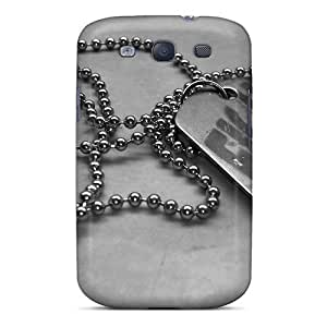 New Arrival Dogtag For Galaxy S3 Case Cover