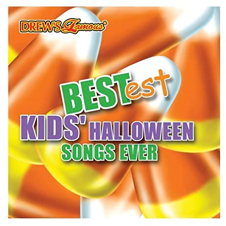 Amazon.com: Bestest Kids Halloween Songs Ever CD: Musical Instruments