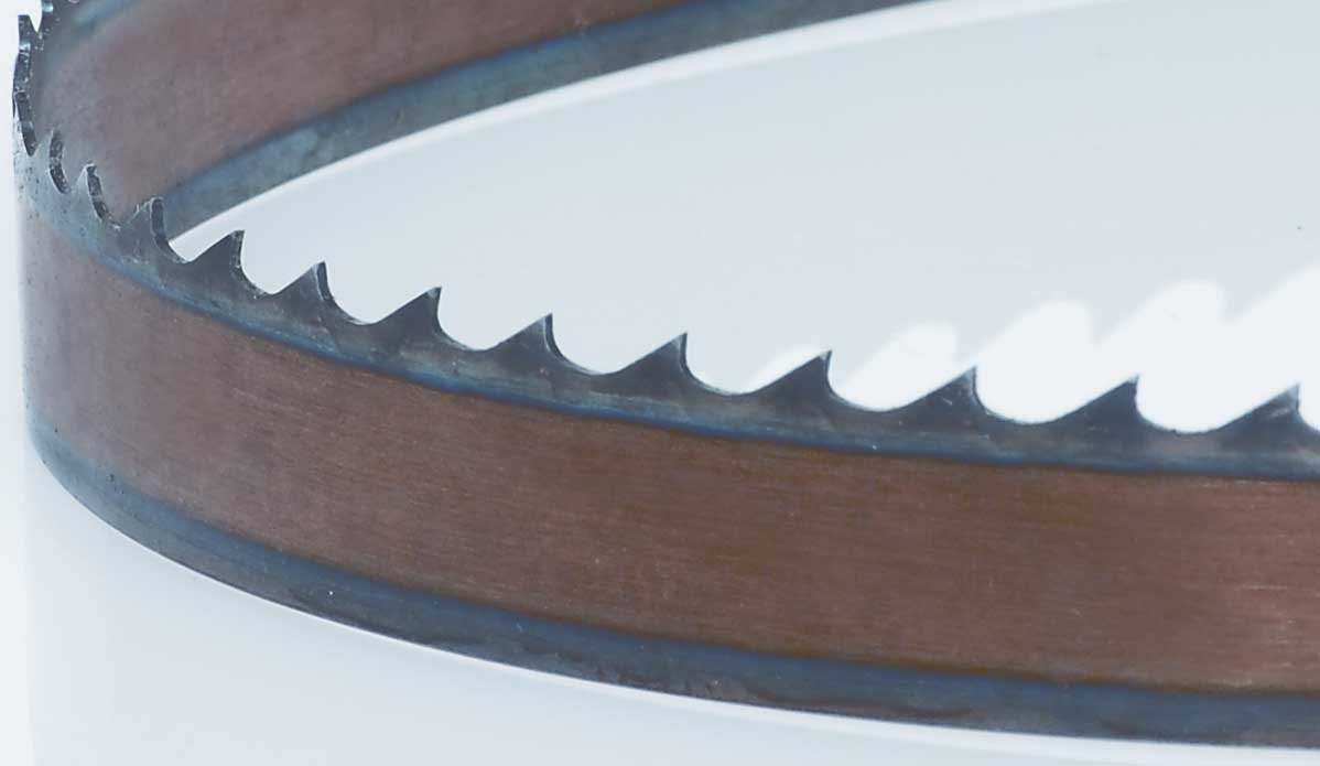 Timber Wolf Bandsaw Blade 3/4'' x 93-1/2'', 3 TPI