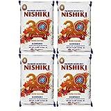 Nishiki Premium Rice, Medium Grain, 15-Pound Bag (4 Pack)