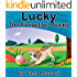 Lucky The Forgetful Puppy (Preschool Books) Children's books about how to deal with friendship (values book) Books for Early/Beginner Readers (Animals): ... (Children's Books Collection Book 1)
