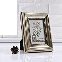 Creative photo frame for table set Vintage wall hanging photo box B 10.2x15.3cm(4x6inch)