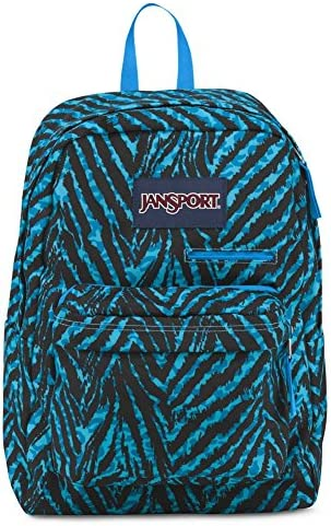 JanSport Digibreak Backpack MAMMOTH BLUE WILD AT HEART