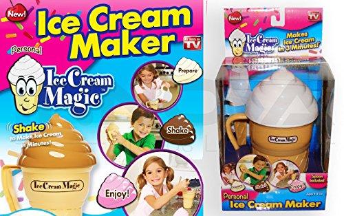 Compra Innova® Set para hacer hielo crema crema como visto en la ...