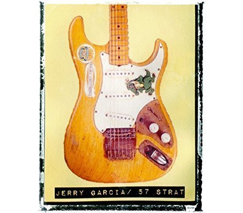 Jerry Garcia Grateful Dead Guitar art music print / Guy Gift / Rock n roll art / music gift idea