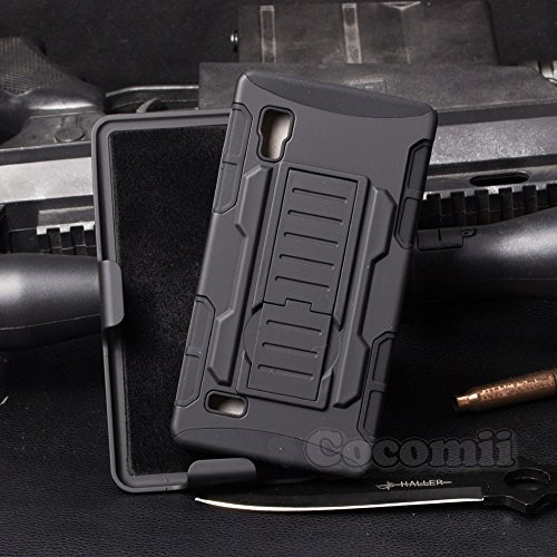 Lg optimus l9 cover black
