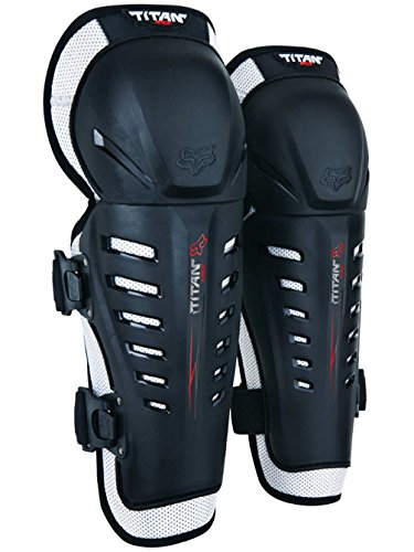 Race Fox Titan Racing (Fox Racing 2019 Youth Titan Race Knee/Shin Guards (BOYS))