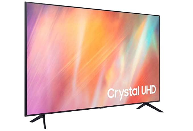 Samsung 4K UHD 2021 50AU7105 - Smart TV de 50