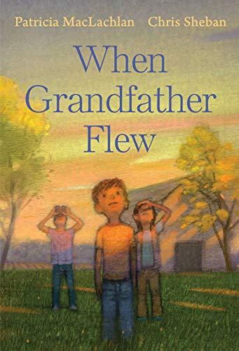 Book Cover: When Grandfather Flew