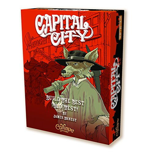 Calliope Games Capital City Board Games