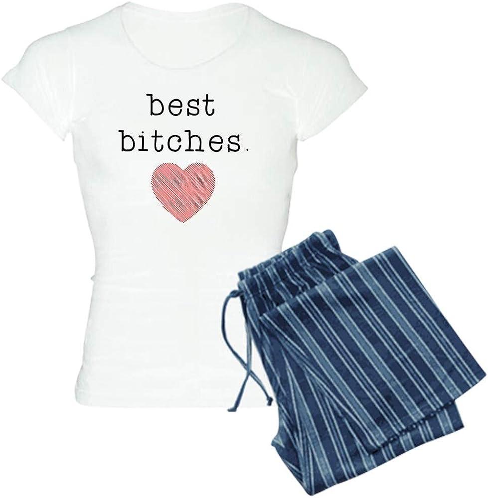 CafePress Best Bitches Pajamas Womens PJs