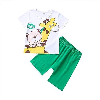 SO-buts baby boy outfits Chándal para bebés de 0 a 2 años, con ...