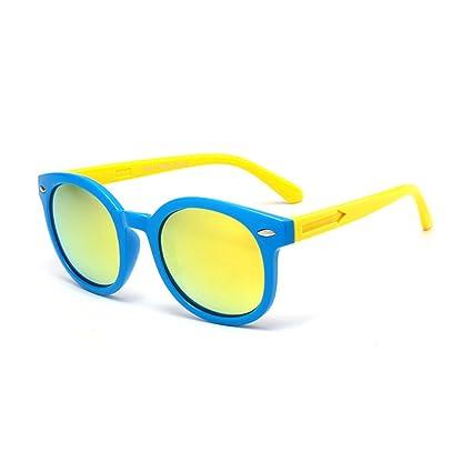 Gafas de moda Lentes de colores estilo retro para niños y ...