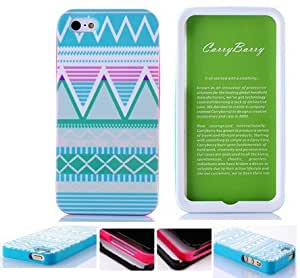 iphone 5 case ,iphone 5s case, iphone 5g case,Thinkcase 3 in 1 hard front back cover skin case for iphone 5 5s 05