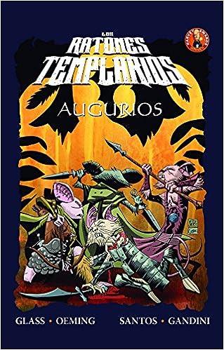 Ratones Templarios 3: Augurios (Cómic): Amazon.es: Michael ...