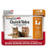 New Dog & Cat Md Quick Tabs for 2-25 Lbs. - (Nitenpyram)(capstar)