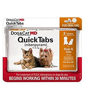 Dog Cat Md Quick Tabs