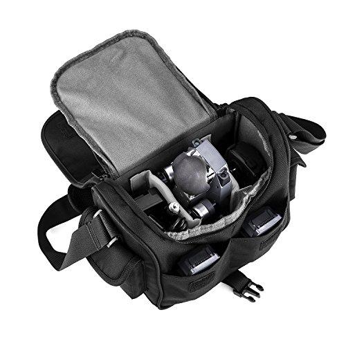 DJI Mavic Pro Drone Case, BASSTOP Portable...