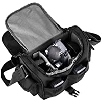 DJI Mavic Pro Drone Case, BASSTOP Portable Handhold Storage Carrying Case Shoulder Bag for DJI Mavic Pro Foldable Drone and Accessories