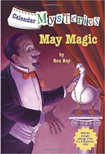 Book May Magic (Calendar Mysteries, No. 5) by Roy, Ron [Paperback(2011/3/22)]