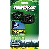 Rayovac Sportsman Virtually Indestructible 100 Lumen 3AAA Hi Performance Headlight (OTHPHL-BA)