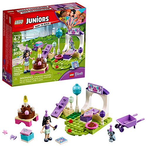 LEGO Juniors Emma's Pet Party Building Kit Only $6.49
